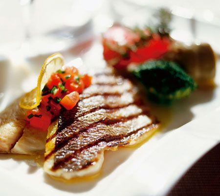 Ricette dietetiche merluzzo pomodorini e capperi pourfemme - Cucinare merluzzo surgelato ...