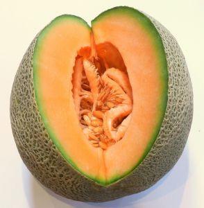 Ricette per bambini: melone farcito