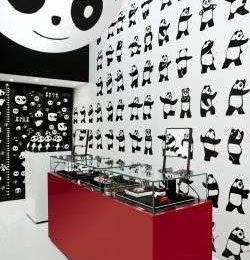 Dodo by Pomellato: un pop up store dedicato al panda