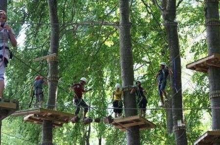 Viaggi: sport e divertimento nella natura con i bambini