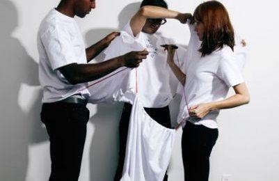 The White T-Shirt Project, 31 designer per la ricerca contro l'Aids