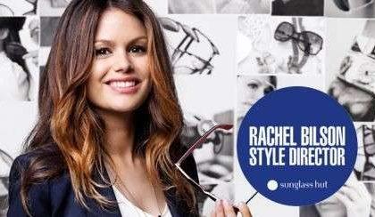 Rachel Bilson style director di Sunglass Hut