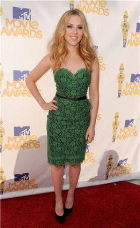 Il make up di Scarlett Johansson ai Tony Awards 2010