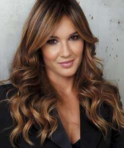Silvia Toffanin mamma