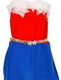 Sonia Rykiel: il Wonder Woman dress per Colette