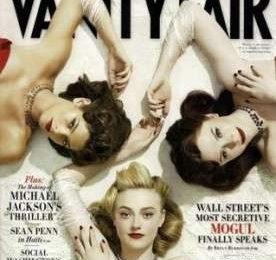 Eclipse: le donne del film tra le pagine di Vanity Fair