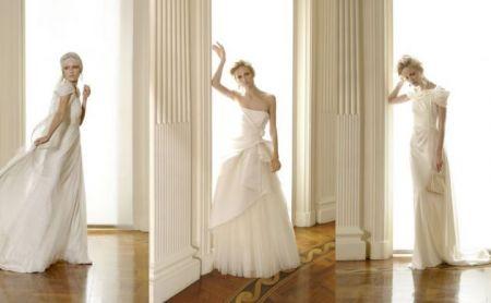 Alberta Ferretti sposa: nuova collezione presentata a Parigi