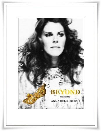 """Anna Dello Russo lancia il suo profumo """"Beyond"""""""