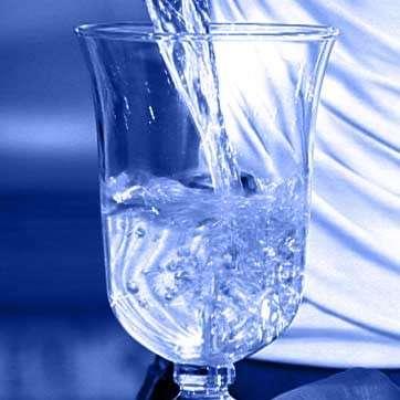 bicchiere dacqua