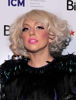 Biondo Platino Lady Gaga