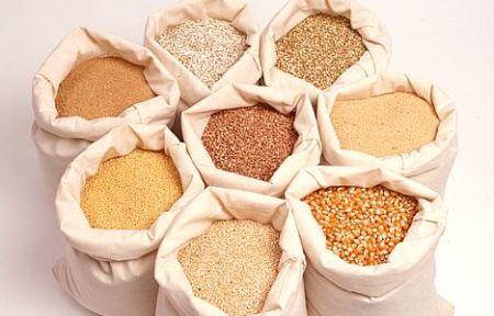 cereali e strato aleuronico per una salute di ferro