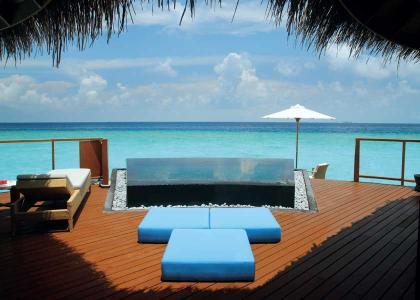A settembre organizza una vacanza romantica alle Maldive