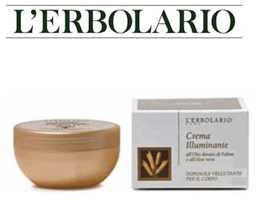 Abbronzatura: Crema Illuminante Doposole L'Erbolario