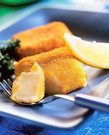 Ricette facili: crocchette di formaggio impanate