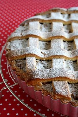 crostata cioccolato mascarpone