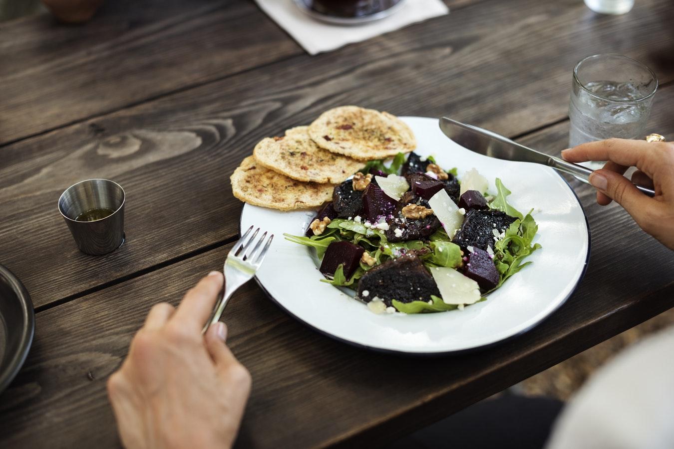 Dieta estiva per chi pranza fuori casa