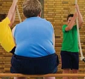 Obesità infantile: meglio la dieta allo sport