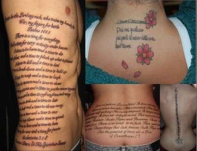 Frasi da tatuare quando si è innamorati