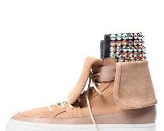 Giuseppe Zanotti debutta con le sue sneakers da Colette