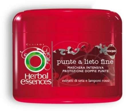 Herbal Essences: la nuova linea Punte a Lieto Fine