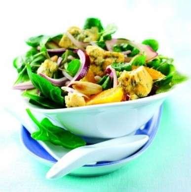 Dimagrire con le insalate in estate