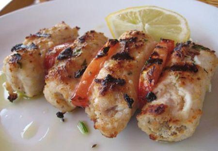 Ricette light estive: involtini di pesce