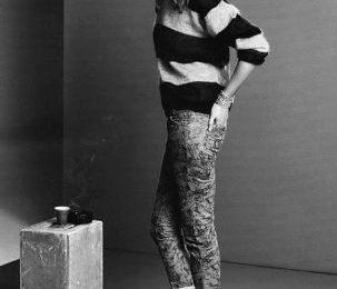 Isabel Marant sceglie Kate Moss per la campagna pubblicitaria