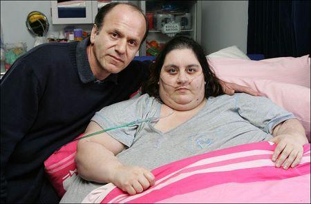la donna piu grassa d inghilterra