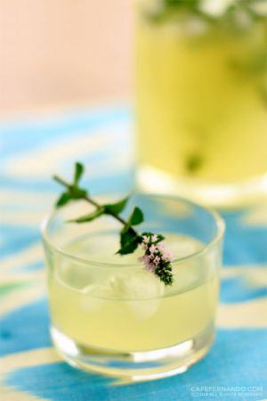 limonata menta