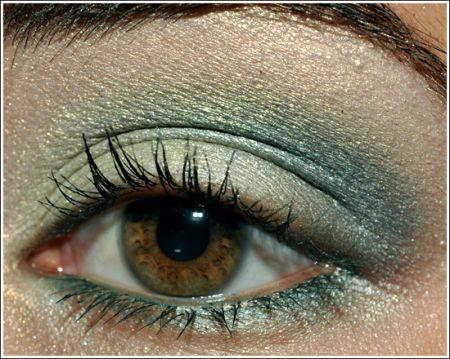 Make up: verde intenso per le serate estive