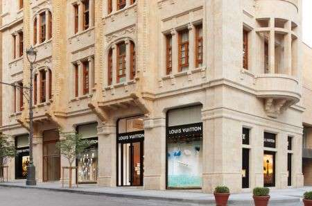 Louis Vuitton apre una boutique a Beirut