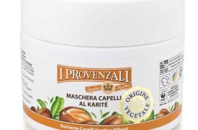 Cura capelli: i nuovi prodotti Karitè I Provenzali