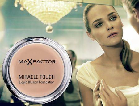 Make up: fondotinta, correttore e cipria 3in1 Miracle Touch