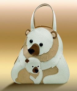 Braccialini, le borse per il WWF