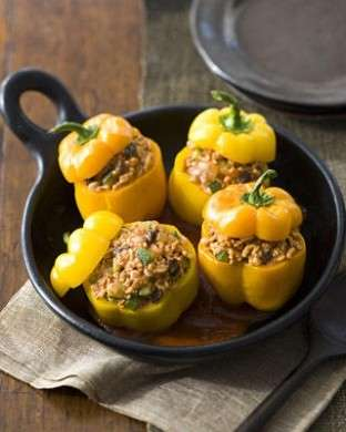 Peperoni farciti ricetta