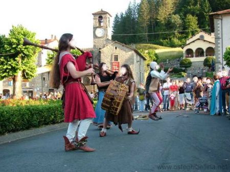 sagre medievali