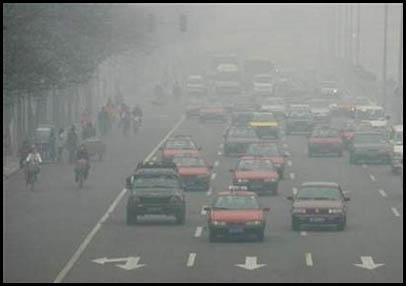 Salute: nelle città è a rischio per lo smog