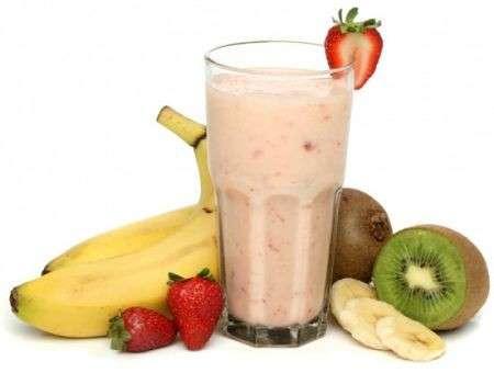 Smoothies alla frutta