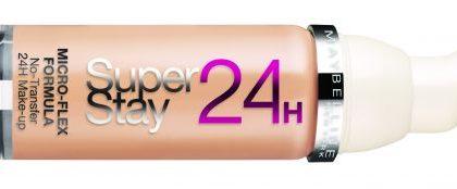 Make up: il fondotinta SuperStay 24h di Maybelline NY