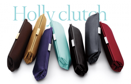 tiffany holly clutch