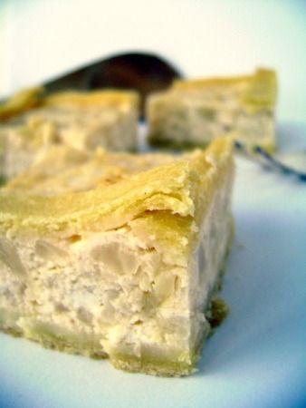 torta salata al tonno