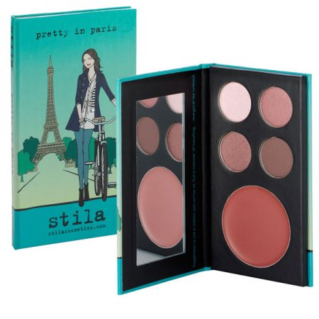 travel girl palette pretty in paris stila