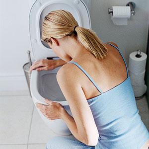Nausea e vomito: cause e rimedi