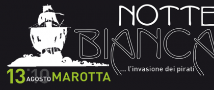Notte Bianca 2010 a Marotta: i pirati all'arrembaggio