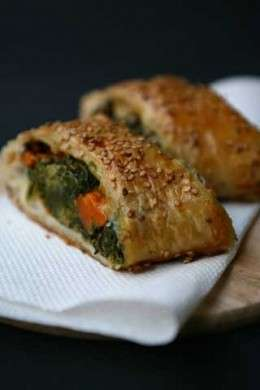 Ricette light: lo strudel di broccoli
