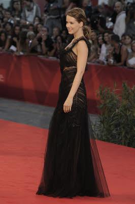 Alberta Ferretti: l'abito di Andrea Osvart a Venezia