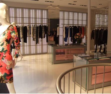 Blumarine, nuova boutique in Francia
