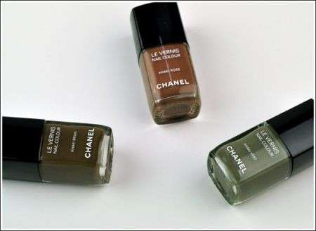 Les Khakis smalti Chanel: esauriti in pochi minuti ieri a Milano