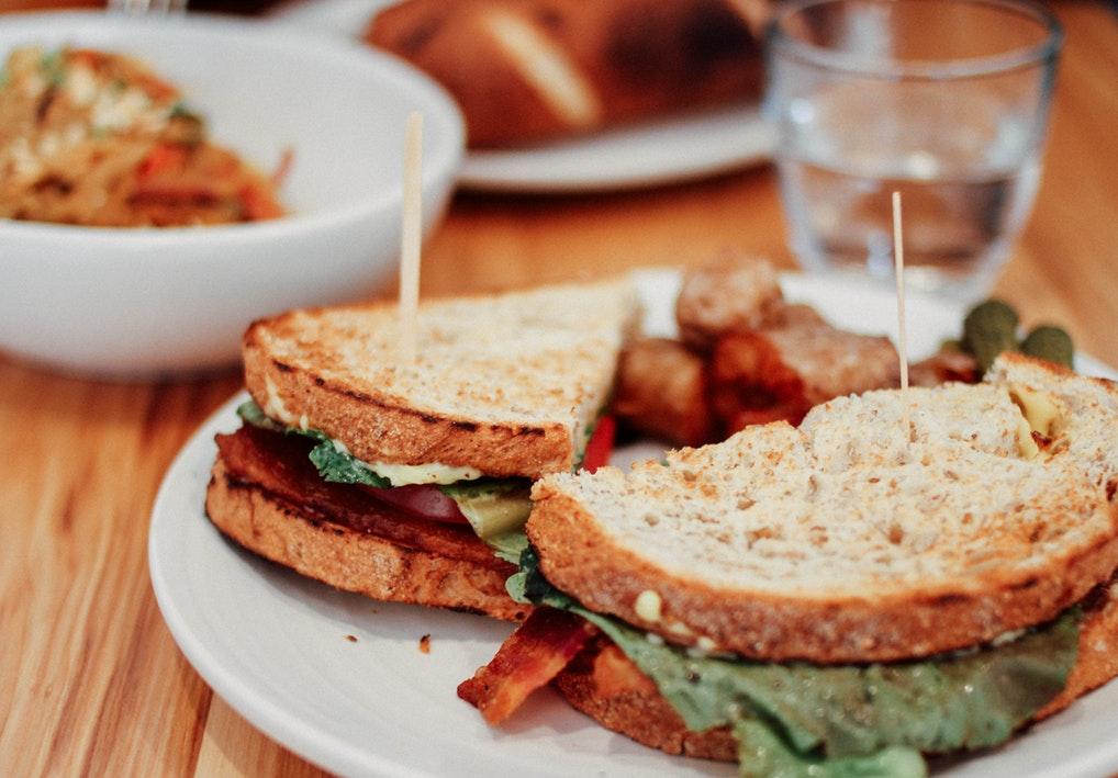 Dieta del panino per il rientro in ufficio