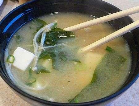 Perdere peso con la dieta giapponese
